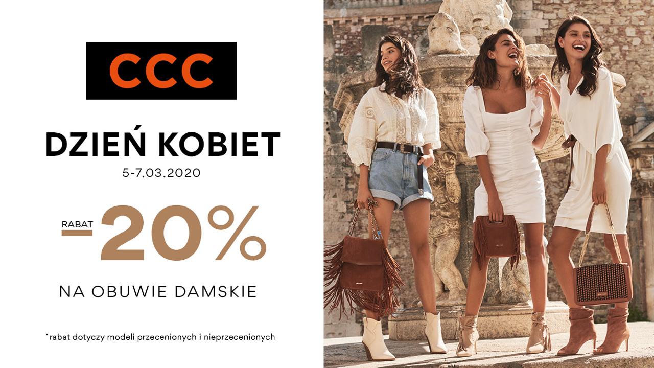 Wyprzedaż CCC Sales and Shopping